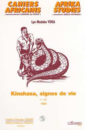 KINSHASA, SIGNES DE VIE