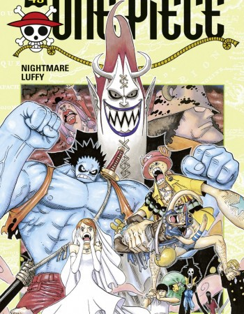 One Piece - édition originale T.49 ; nightmare Luffy