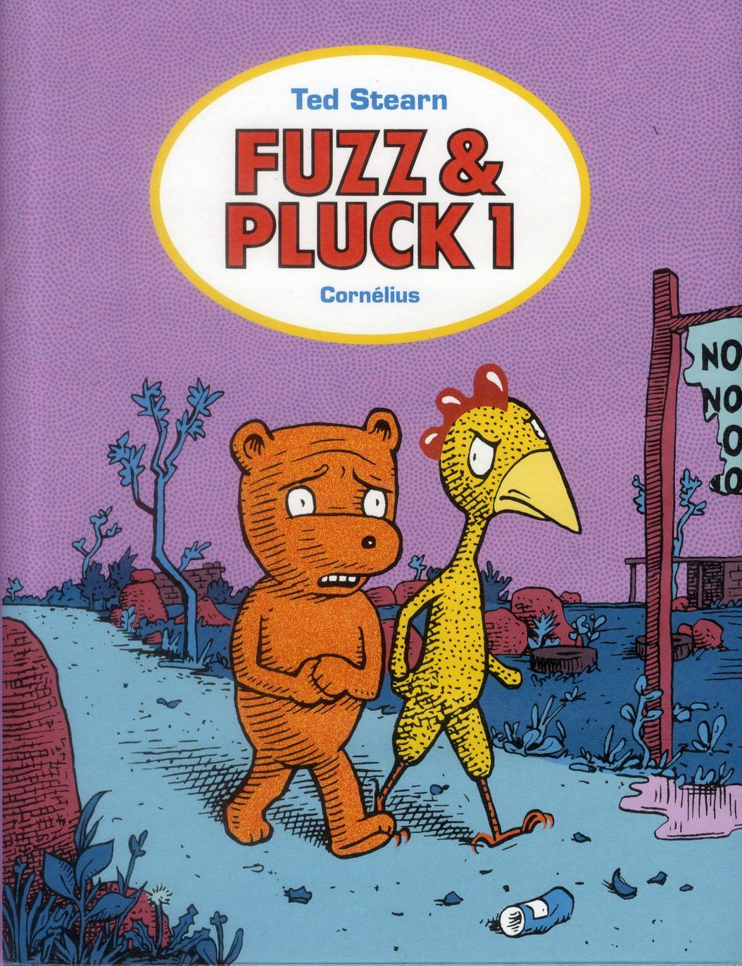 Fuzz et Pluck t.1