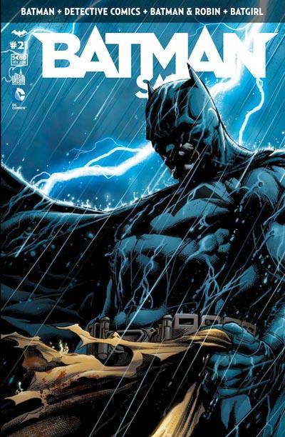 Batman saga n.21