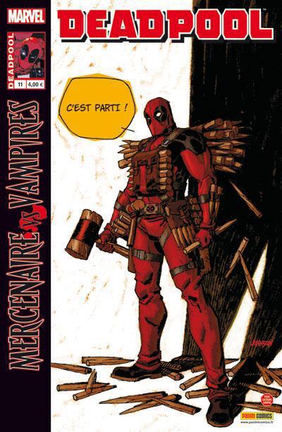 Deadpool n.11