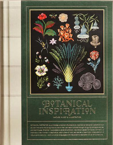 Botanical inspiration nature in art and illustration