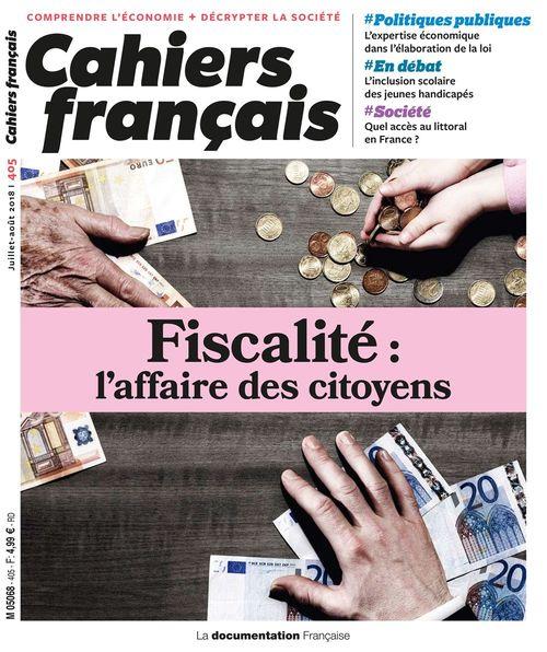 Fiscalité ; l'affaire des citoyens