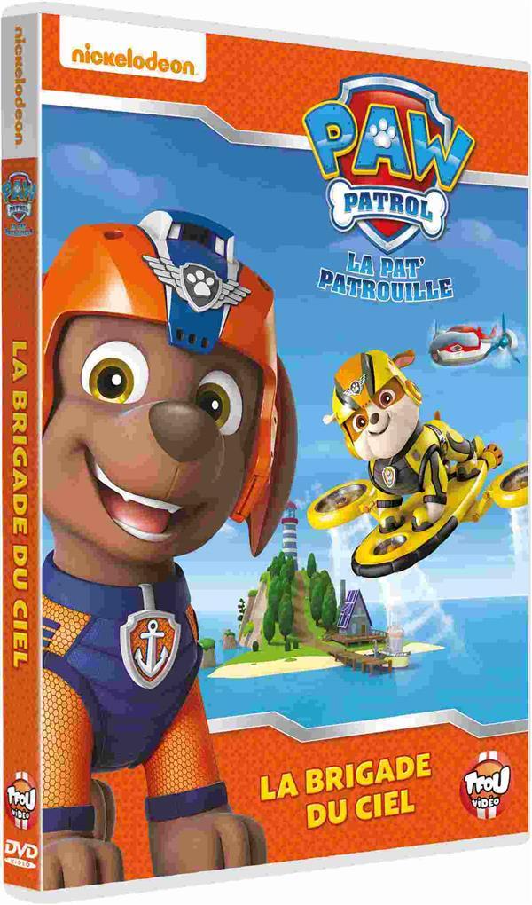 La Pat Patrouille Vol 22 La Brigade Du Ciel