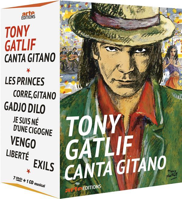 Tony Gatlif - Canta Gitano