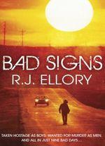 Vente EBooks : Bad Signs  - R.J. ELLORY