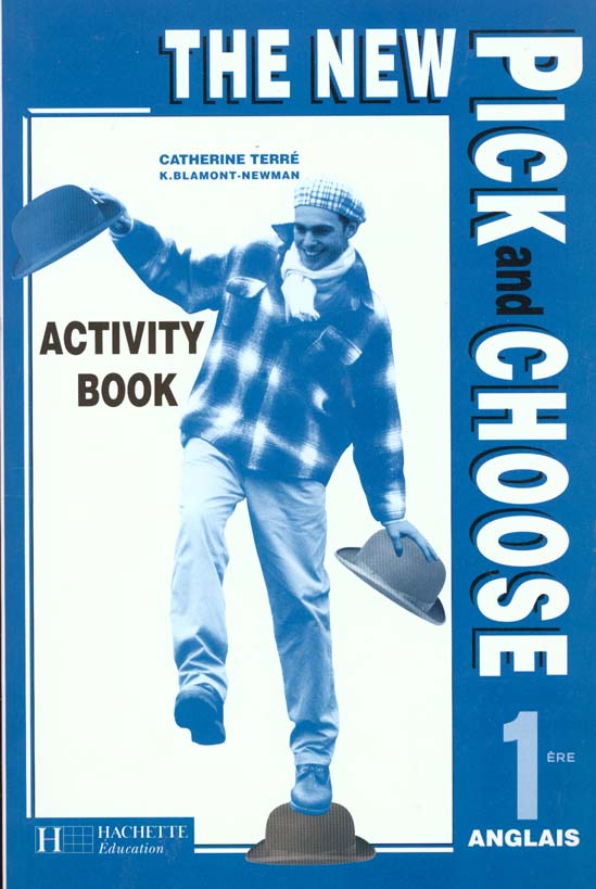 New pick and choose 1e activity book