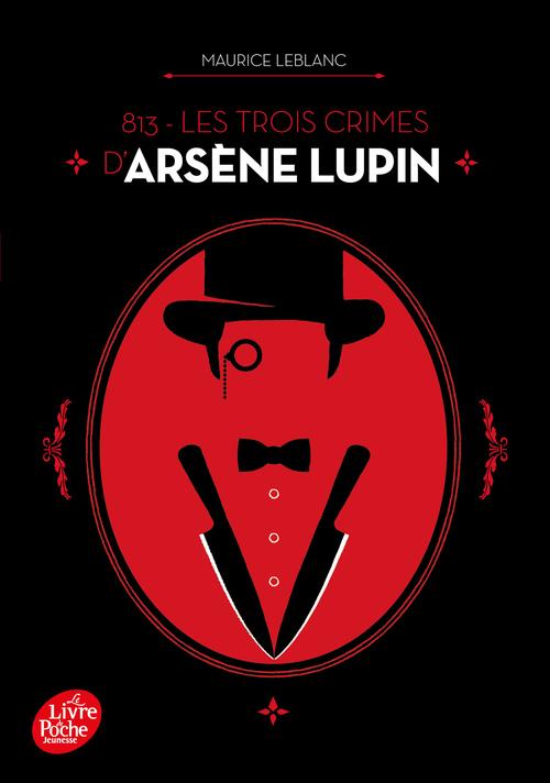813 : les trois crimes d'Arsène Lupin