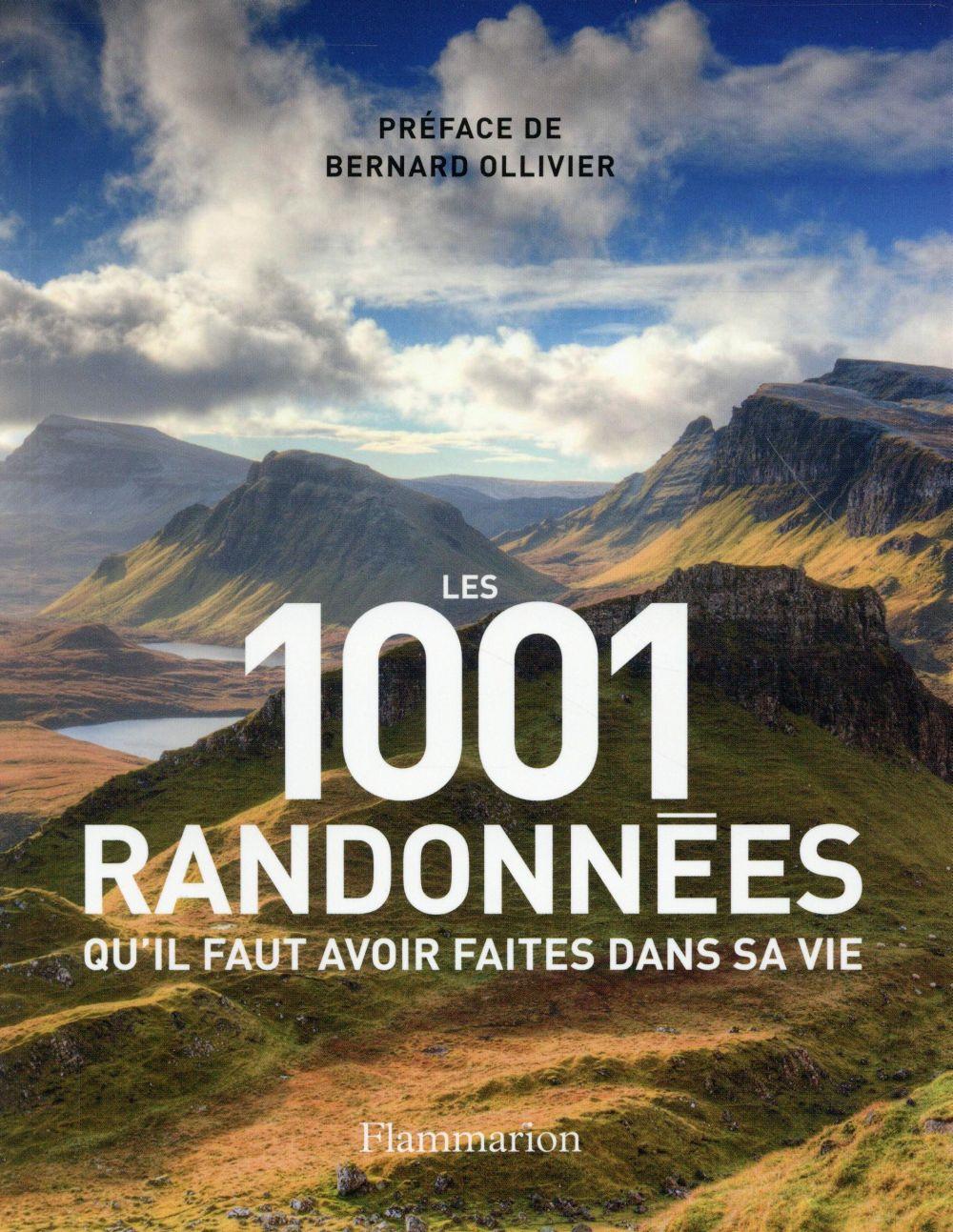 Les 1001 randonnées qu'il faut avoir faites dans sa vie