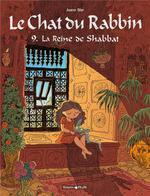 Couverture de Le Chat Du Rabbin - T09 - Le Chat Du Rabbin  - La Reine De Shabbat