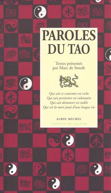 Paroles du Tao