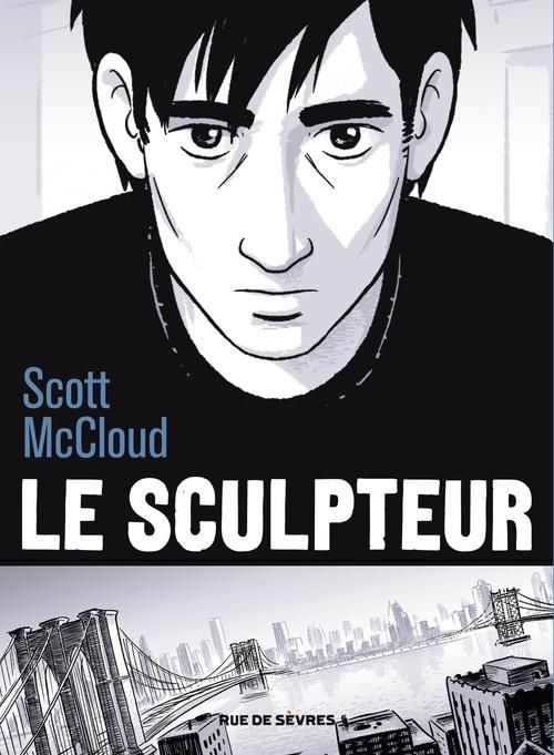 Le sculpteur  - Scott Mc Cloud  - Scott Mccloud