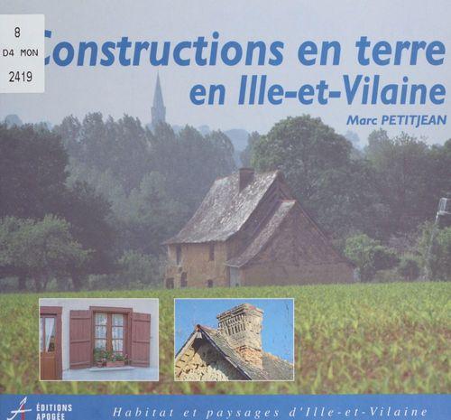 Constructions en terre en Ille-et-Vilaine
