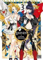 Vente Livre Numérique : Divines T03  - Kamome Shirahama