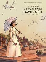 Vente Livre Numérique : Une vie avec Alexandra David-Néel - Livre 3  - Frédéric Campoy