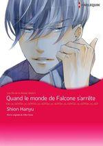 Vente EBooks : Quand le monde de Falcone s´arrête de tourner  - Abby Green - Shion Hanyu