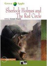 sherlock holmes & red circle + cd a2 step 1