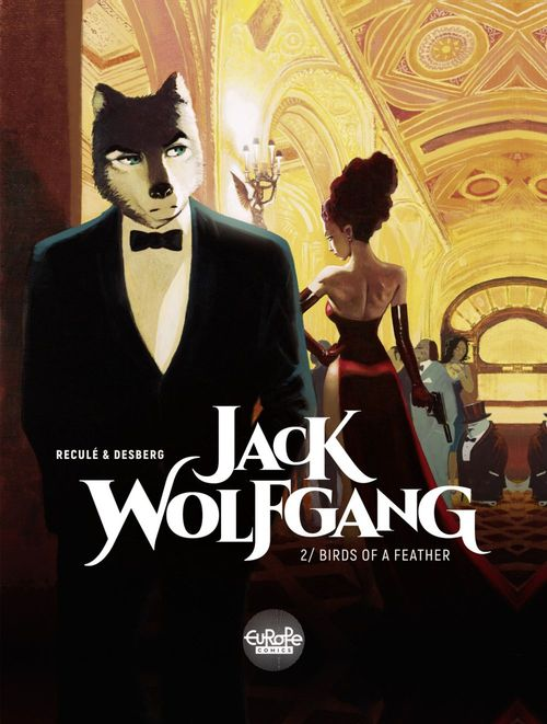 Jack Wolfgang 2. Birds of a Feather