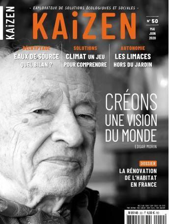 Kaizen n.50 ; creons une vision du monde