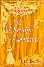 Vente Livre Numérique : The Dreadful Debutante  - Beaton M C