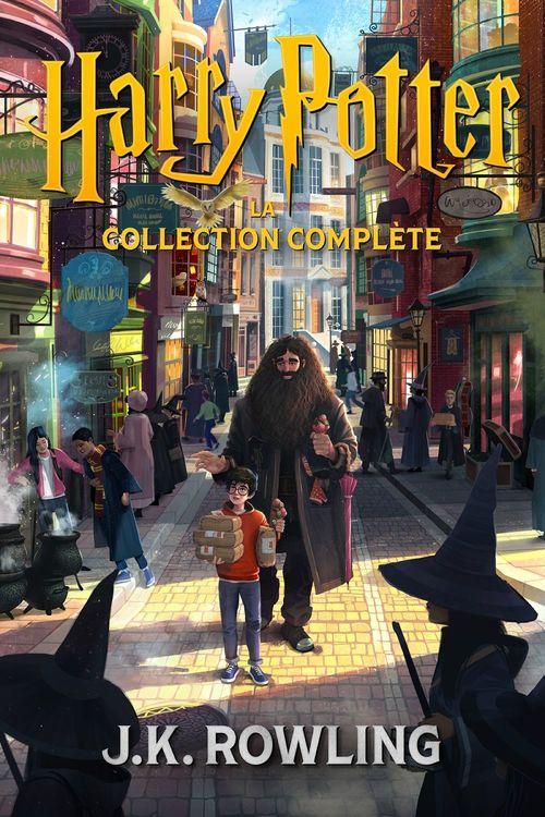 Harry Potter: La Collection Complète (1-7)