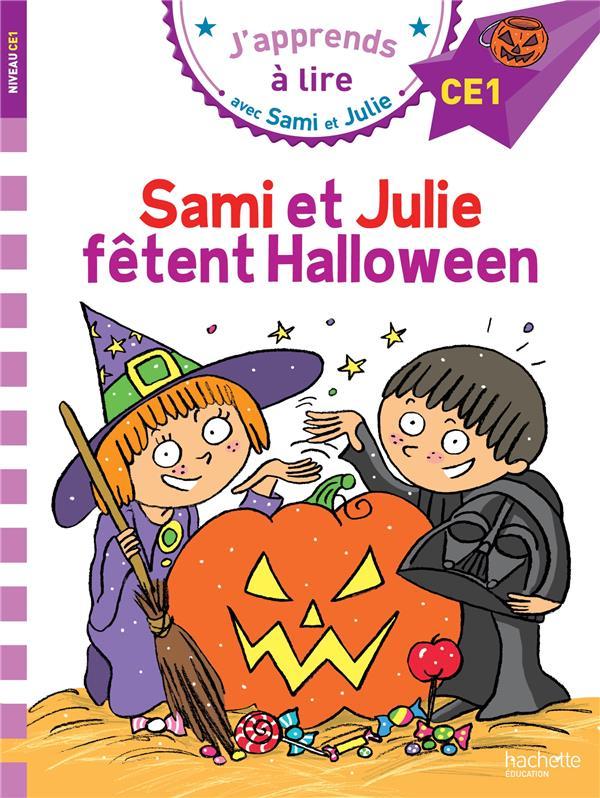 J'apprends à lire avec Sami et Julie ; Sami et Julie fêtent Halloween