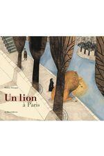 Vente Livre Numérique : Un lion à Paris  - Beatrice Alemagna