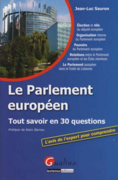 Le Parlement Europeen