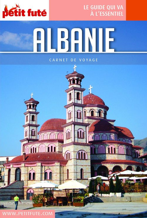ALBANIE 2019 Carnet Petit Futé