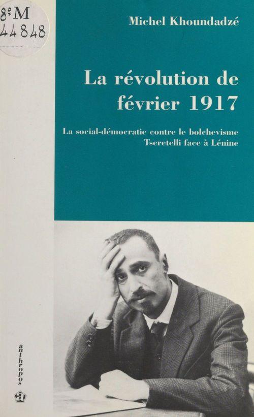 Revolution fevrier 1917