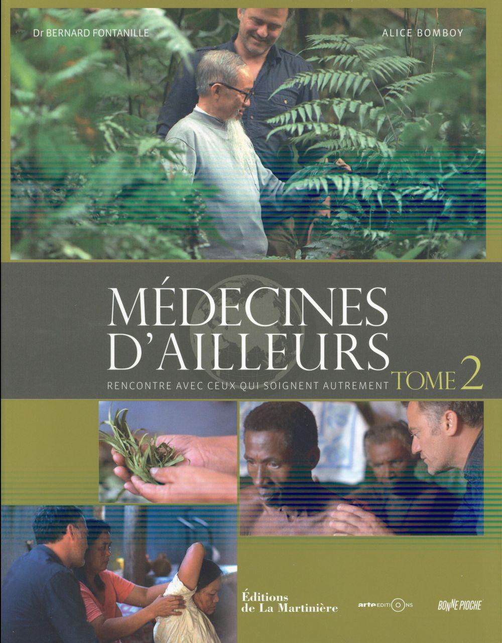 Médecines d'ailleurs t.2