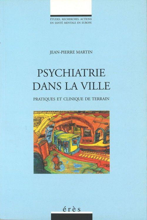 Psychiatrie dans la ville