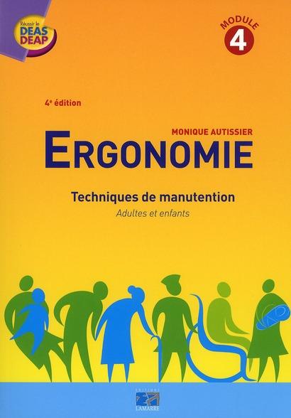 Ergonomie Techniques De Manutention Module 4