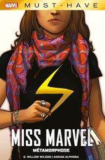 Miss Marvel ;  métamorphose  - G. Willow Wilson