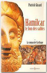 Vente EBooks : Le Roman de Carthage, t.I : Hamilcar  - Patrick Girard