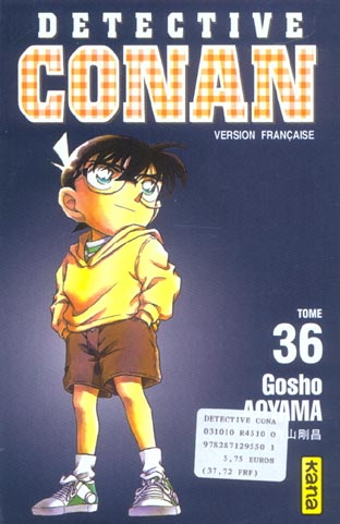 Detective Conan T36