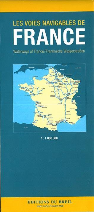voies navigables France