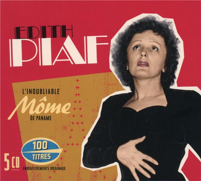 100 titres, l'inoubliable môme de Paname