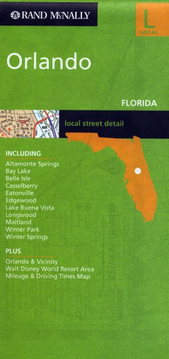 STREETS OF ; Orlando ; Florida