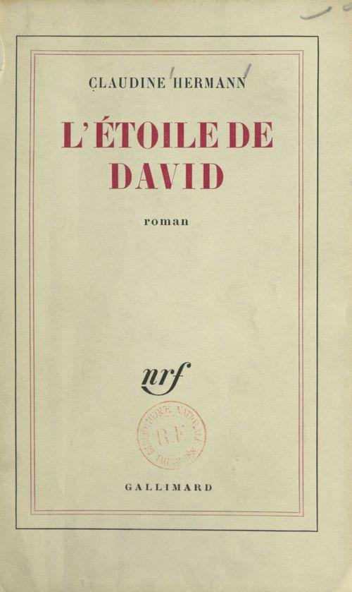 L'etoile de david
