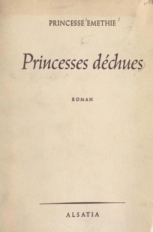 Princesses déchues