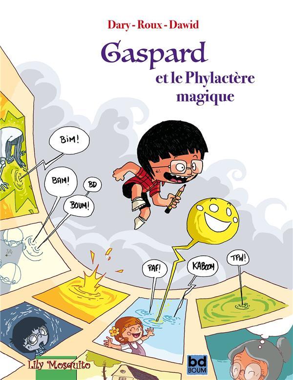 Gaspard et le phylactère fantôme