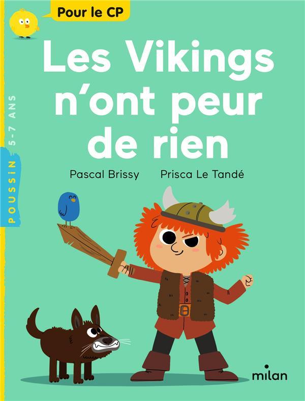 Les vikings n'ont peur de rien !