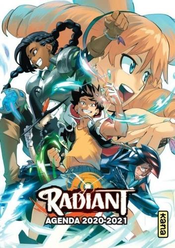 Radiant ; agenda (édition 2020/2021)