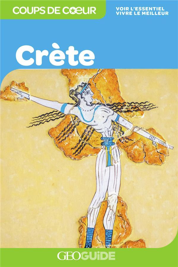 GEOguide coups de coeur ; Crète (édition 2020)