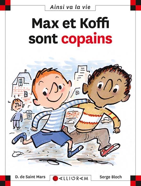 MAX ET KOFFI SONT COPAINS - TOME 24 - VOL24