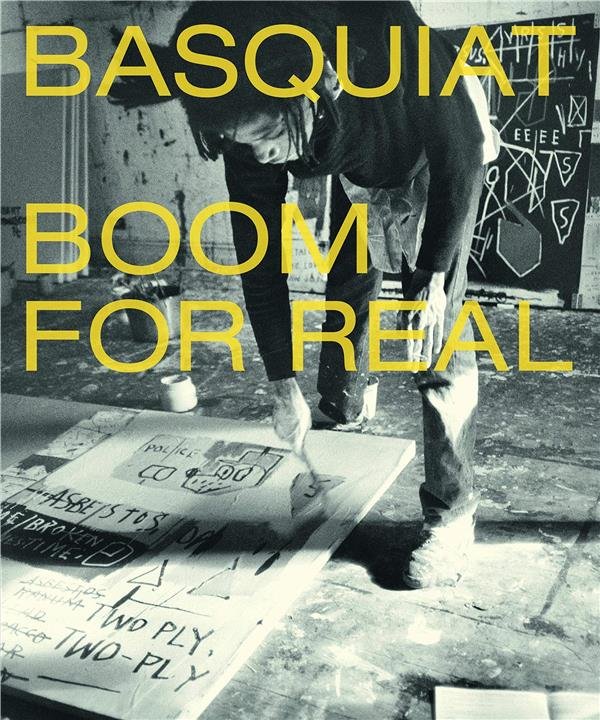 Basquiat boom for real (paperback)
