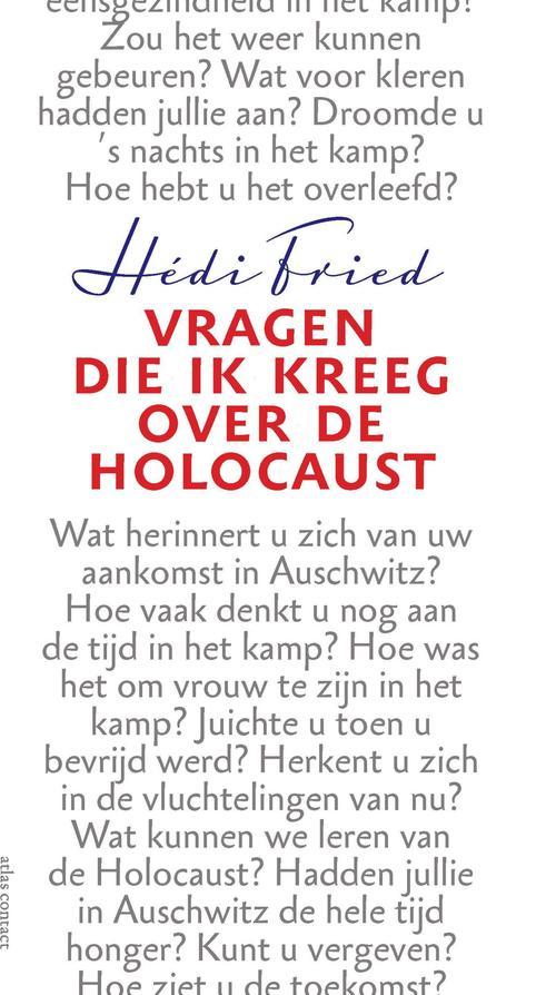 Vragen die ik kreeg over de Holocaust