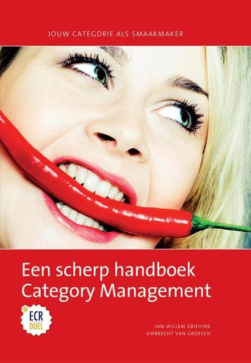 Een scherp handboek category management