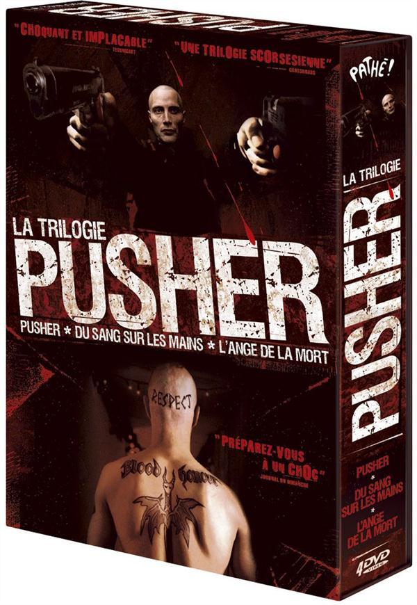 La Pusher - La trilogie